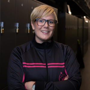 Frida Persson, on the Creative Board of GLOW4equality