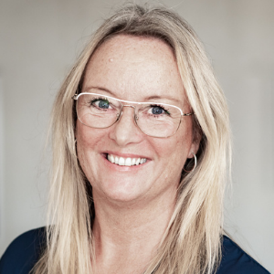 Anette Tandberg, on the Creative Board of GLOW4equality