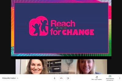 Reach for Change consult GLOW4equality on impact measurement