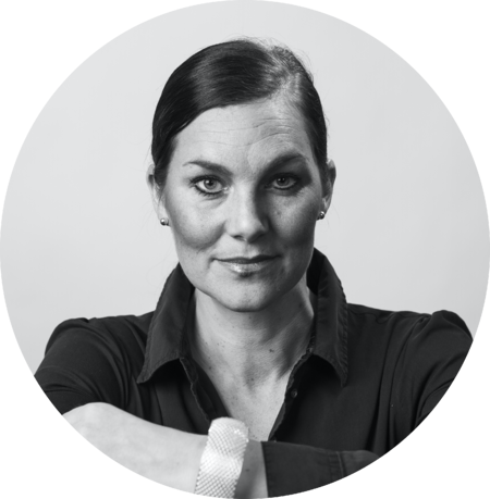 Sara Carlemår, founder of GLOW4equality