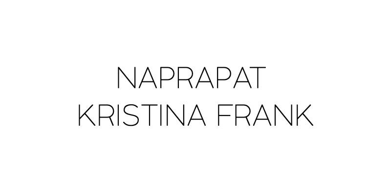 Text_KristinaFrank