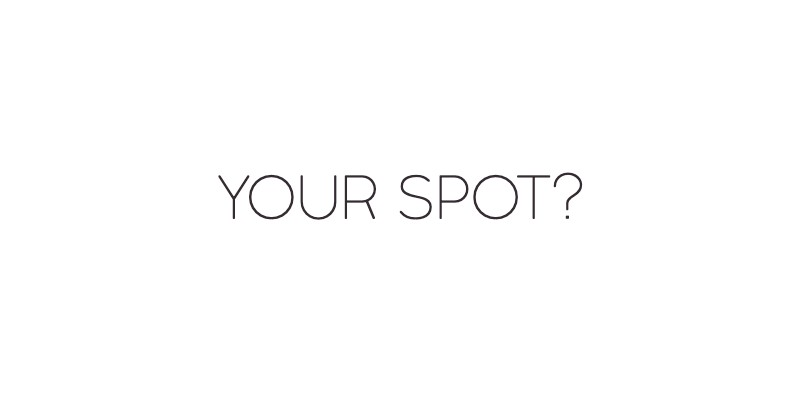 YourSpot as partner to GLOW4equality?